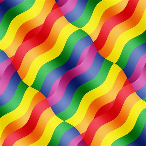 color pattern in rainbow free illustration rainbow colors wave curve free