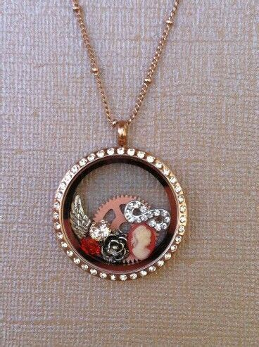 Origami Owl Gold - origami owl vintage and gold shinies