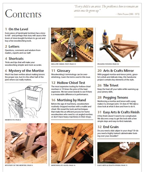 woodworking magazine issues   dc   stock