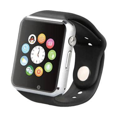 A1 U10 Smartwatch Hitam jual produk smartwatch u10 harga promo diskon blibli
