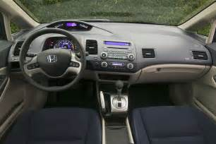 Honda Civic 2006 Interior 2006 Honda Civic Hybrid Front Photo 05 391458
