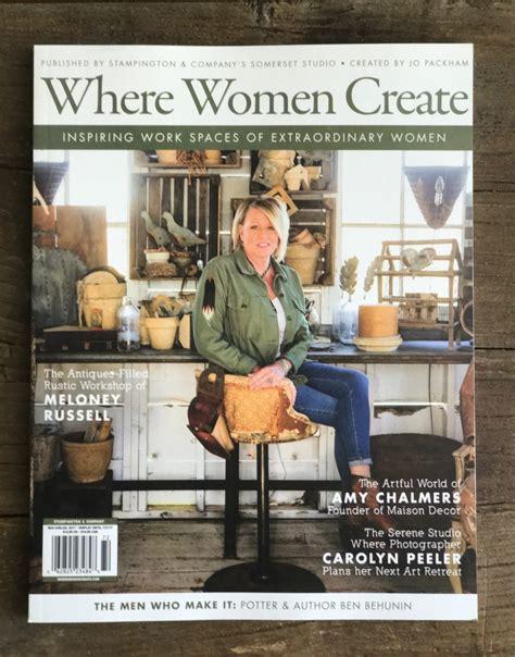 Create Giveaway - where women create giveaway carol spinski