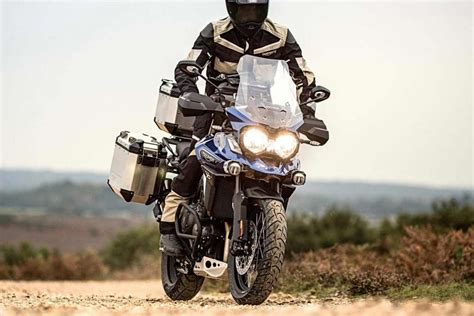 Triumph Motorrad Explorer Xc by 2018 Triumph Tiger Explorer Xc Review Totalmotorcycle