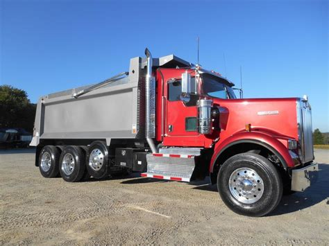 2015 kenworth dump truck kenworth w900 for sale used trucks on buysellsearch