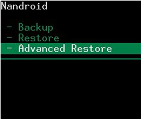 reset android operating system how to back up and restore android system