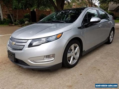 used chevrolet volt for sale 2012 chevrolet volt for sale in canada