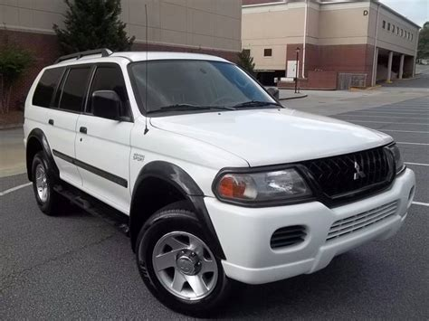 white mitsubishi montero white mitsubishi montero for sale used cars on buysellsearch