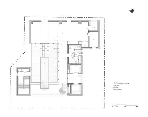 hanok floor plan won won 63 5 doojin hwang architects archdaily