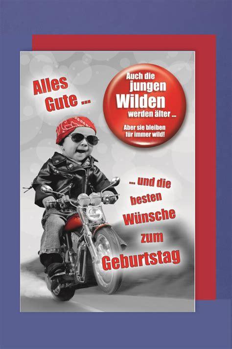 Motorrad Bilder Zum Geburtstag by M 228 Nner Button Karte Geburtstag Die Jungen Wilden Motorrad