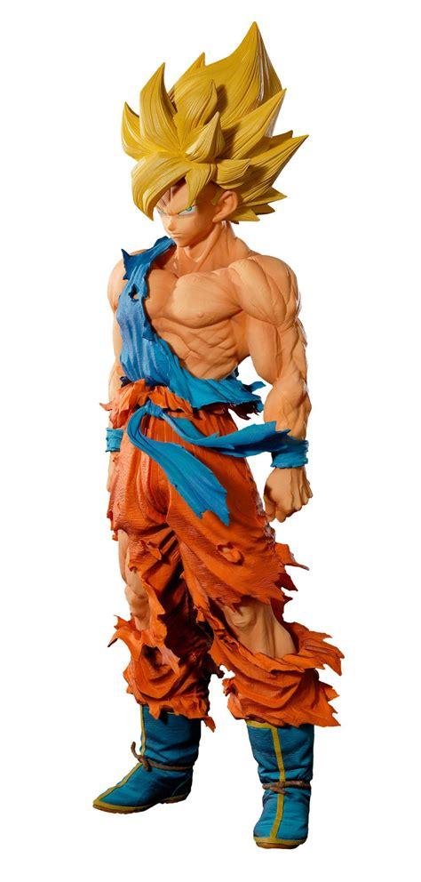 Master Goku other figures banpresto z