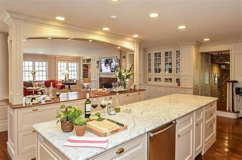 kitchen islands with pillars another one kitchens and kitchen islands with pillars wood island marble