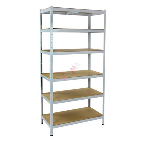 Etagere 50 X 100 by 201 Tag 232 Re 6 Rayonnages 200x100x50 Cm Rangement