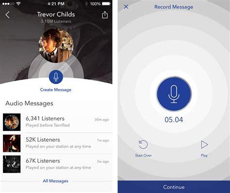 how to use a phone fan pandora ahora permite a los artistas enviar mensajes a sus