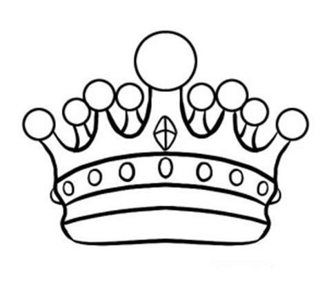 dibujos de princesas para colorear corona de princesa coronas para colorear
