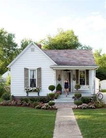 Cute Small Homes Cute Little Cottage There S No Place Like Home Pinterest