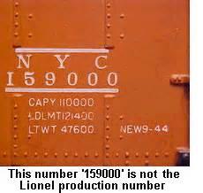 100 lionel paint color chart program track dumb question model railroad hobbyist magazine