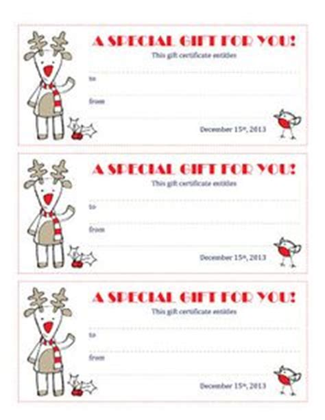 printable do it yourself gift certificates christmas gift cards free gift certificate template and