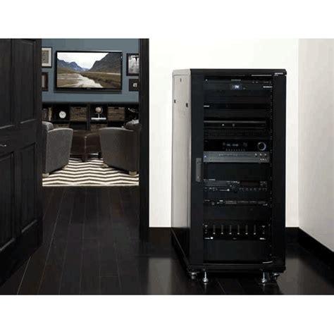 Sanus Audio Rack by Sanus 55 Inch 27u Audio Rack Cfr2127