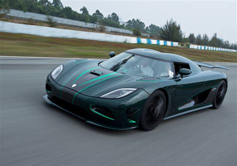 Koenigsegg Turbo Koenigsegg Agera S In Photos 10 Most Expensive Cars For