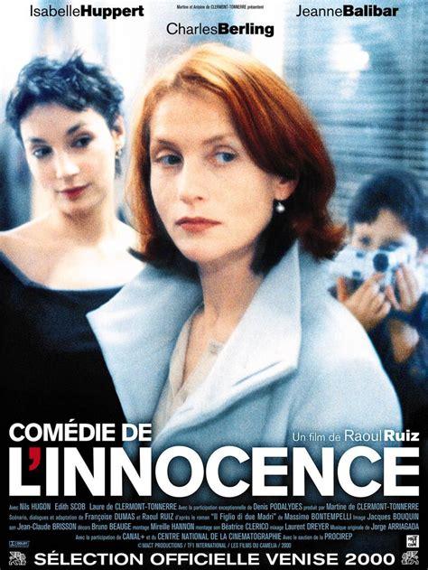 film comedy en france comedy of innocence 2000 unifrance films