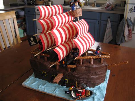 Marmer Cake By Jc Cakery pirate ship cakes cake recipe