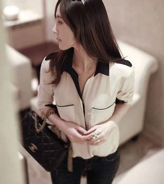 Best Seller Jaket X Coklat baju kemeja wanita sifon coklat model terbaru jual
