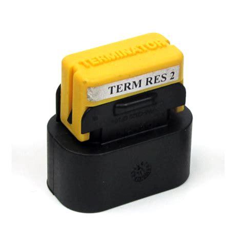 terminating resistor can cummins marine smartcraft terminating resistor can 2 seaboard marine