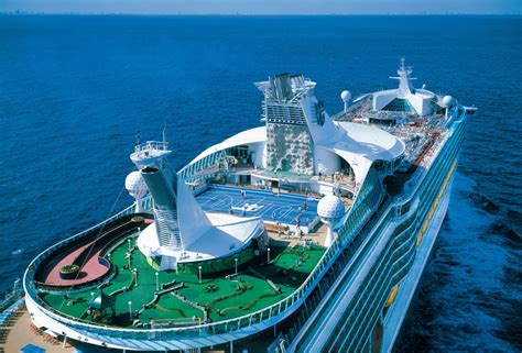 the seas decks mariner of the seas cruise the size the