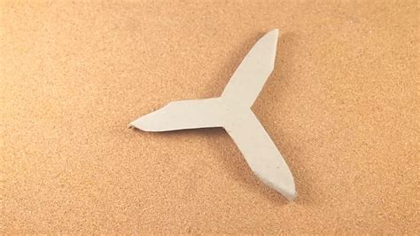 Origami Boomerang - 2 easy ways to make a paper boomerang wikihow