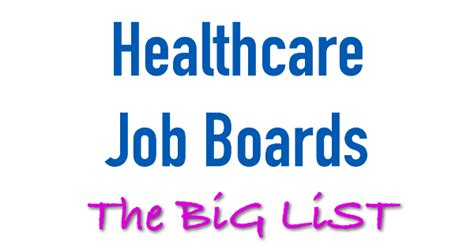 list of healthcare boards recruiting headlines