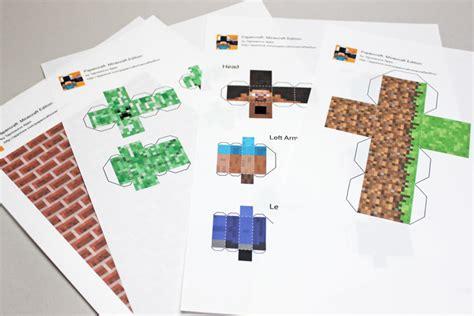 Papercraft Minecraft Edition - マインクラフトのアイテムをペーパークラフトで作れるアプリ papercraft minecraft edition