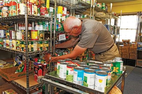 Harvest Food Pantry by Home Island Harvest