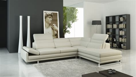 off white sectional orchard sectional sofa off white leather beverly hills