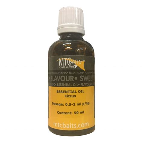Essential Bergamot 25ml mtc baits essential citrus mtc baits