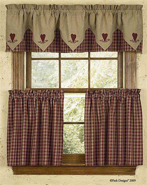 country kitchen curtains ideas country curtains valances optimal solution for your