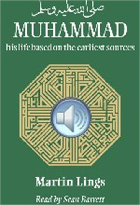 muhammad biography martin lings biography of the prophet