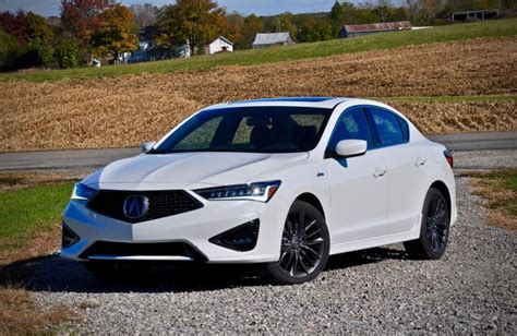 2019 Acura Ilx by Drive 2019 Acura Ilx Driving