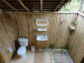 our outdoor bathroom coco lodge muk peter and ashs travels design ideas with white bathtub double sink
