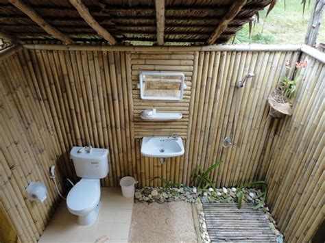 outside bathroom ideas our outdoor bathroom coco lodge ko muk and ashs