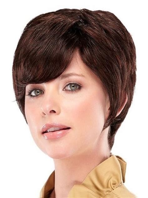 hair with wispy front and sides cute bangs 16 short hairstyles with bangs side fringes