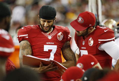 5 Half Situations To Ponder On by Niners Qb Kaepernick Refuses To Stand For Anthem In
