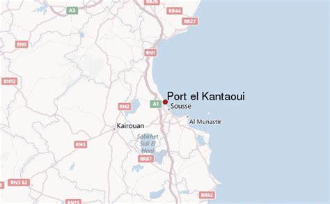 weather el kantaoui tunisia el kantaoui location guide