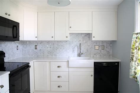 Adding Trim To Cabinet Doors How To Add Crown Molding To Kitchen Cabinets Just A