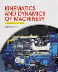 machine design mcgraw hill pdf norton associates engineering kinematics and dynamics of