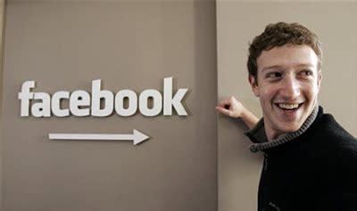 latar belakang mark zuckerberg membuat facebook inilah 7 orang pertama yang membuat akun di facebook