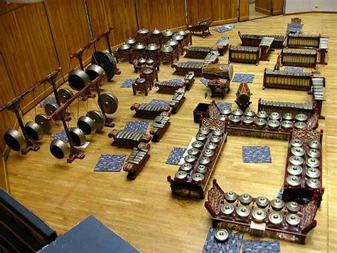 Gamelan Music Instruments   Everlasting Traditional Music