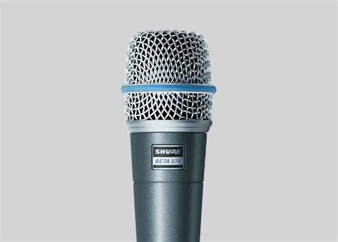 Mic Microphone Kabel Shure Beta 68 Vocal Artis Legendary shure history