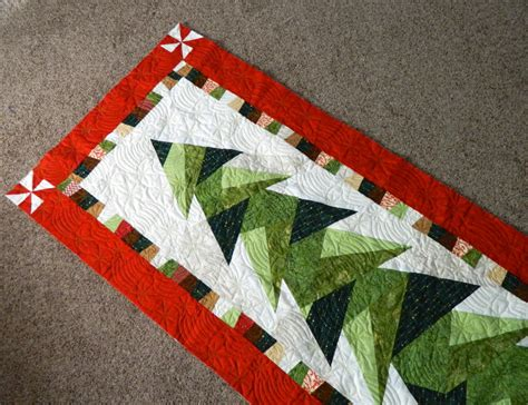 christmas tree wallhanging pattern tall trim the tree wall hanging finished