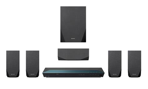sony 1 000 watt 5 1 channel 3d home theater system