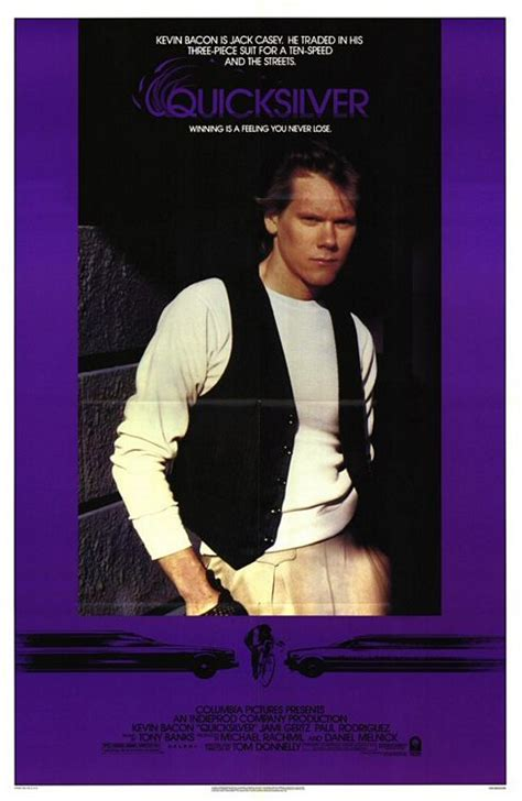 quicksilver movie with kevin bacon quicksilver movie poster imp awards